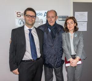 En la Tesis doctoral con mis Maestros