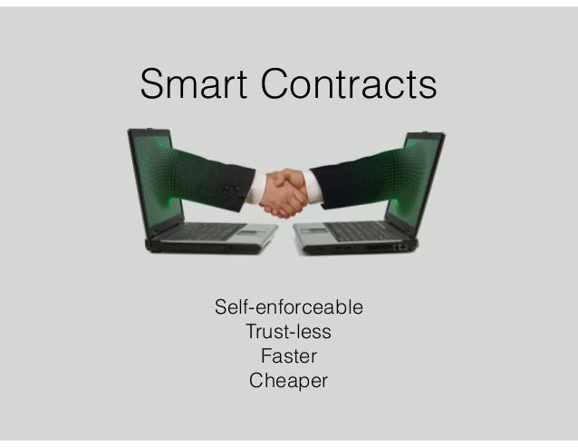 ¿Los Smart Contracts pueden sustituir a directivo de RRHH o al abogado laboralista?